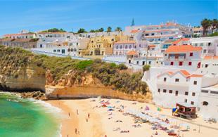 Urlaub mit dem Mietwagen in Portugal