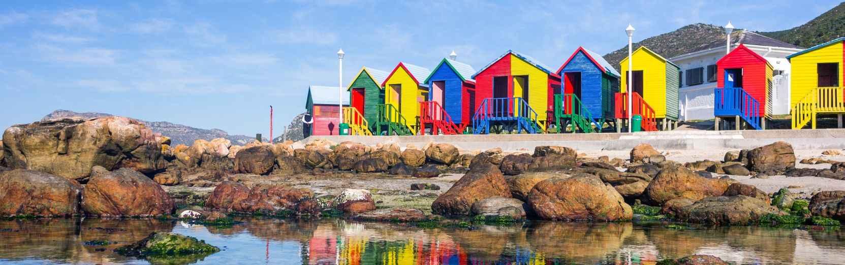 Kapstadt Reise