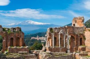 Theater in Taormina