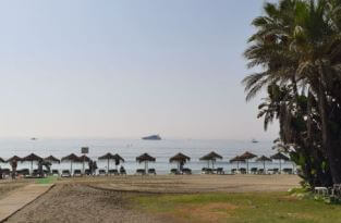 Playa de Cortijo Blanco