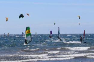Playa de Leocadio Machado