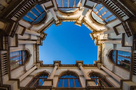 Venezianische Loggia in Heraklion