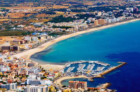 Can Picafort auf Mallorca
