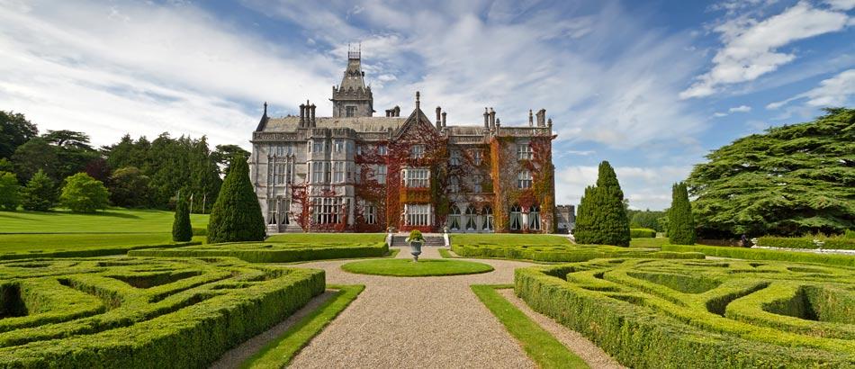 Schloß Adare Manor in Limerick