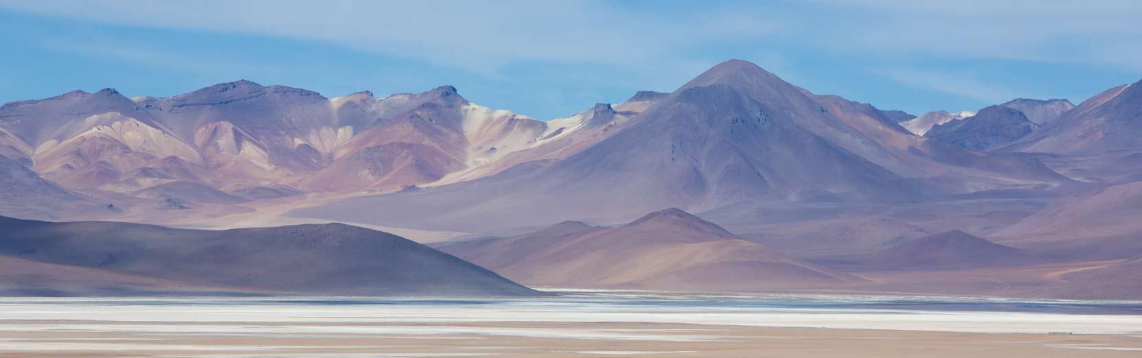 Auto mieten in Bolivien