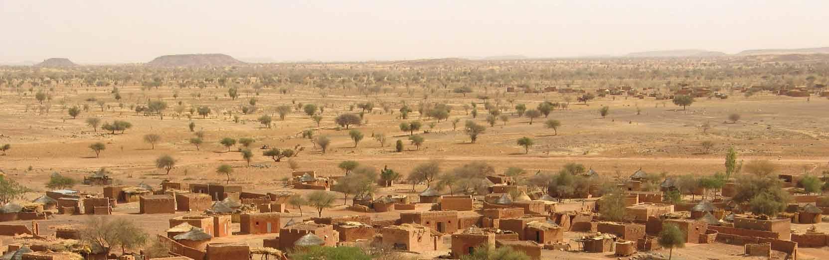 Auto mieten in Burkina Faso