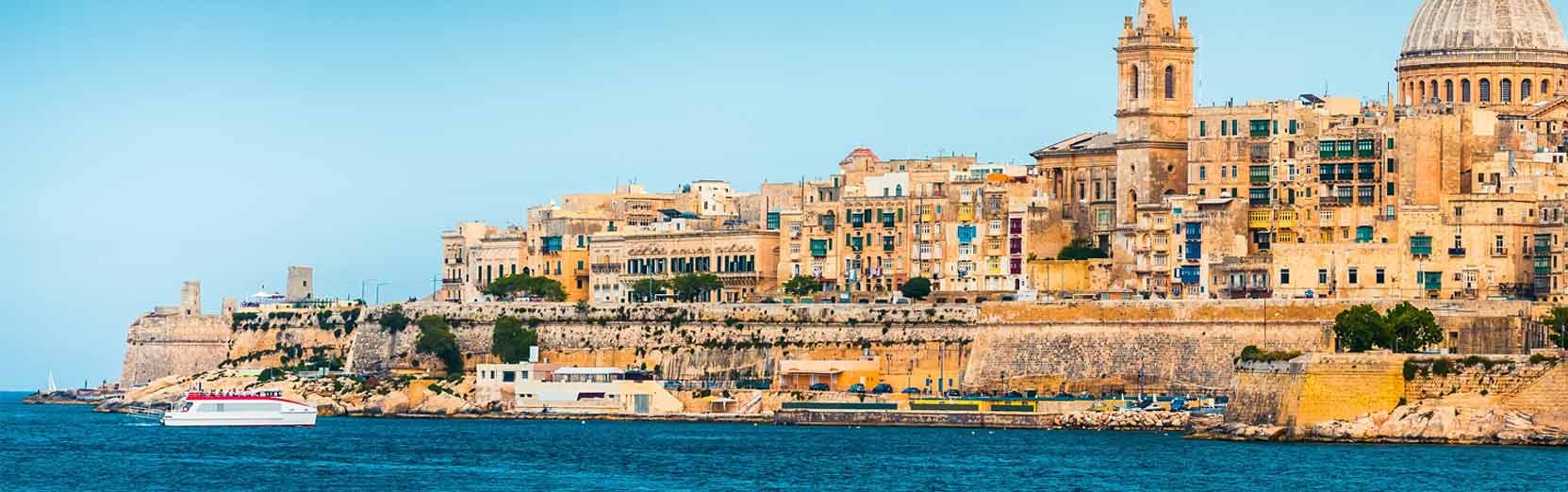 Auto mieten in Malta Intl. Flughafen