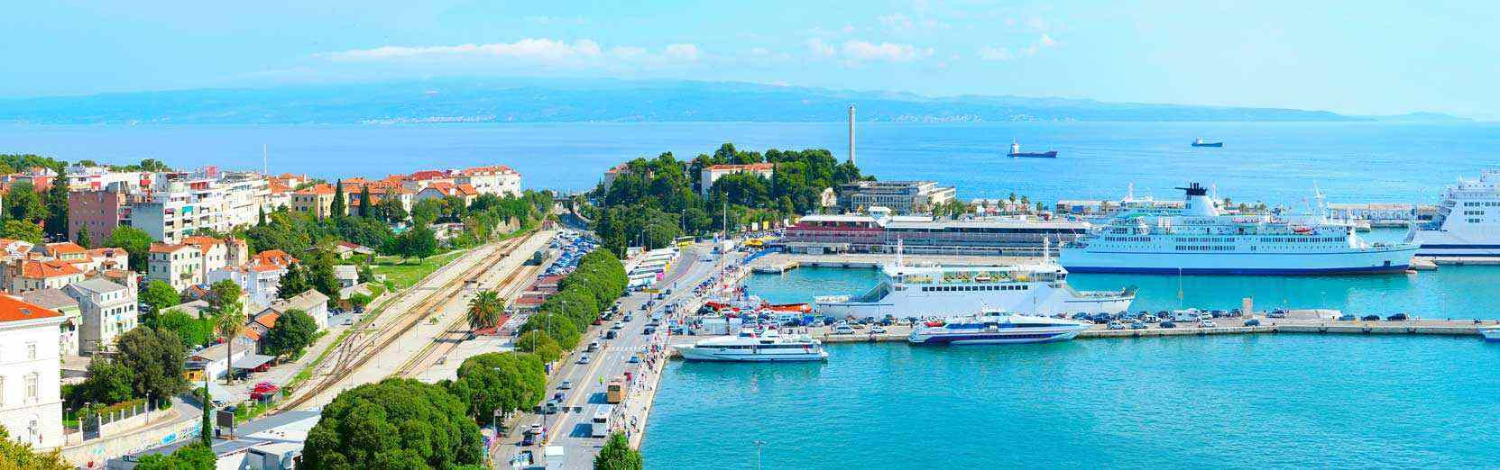 Auto mieten in Split