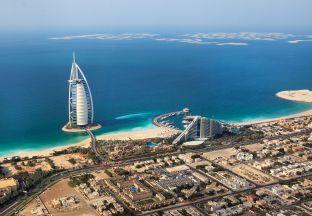 Burj al Arab Dubai Flughafen