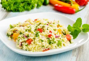Couscous-Salat Israel