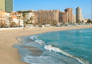 Fuengirola Beach Jerez de la Frontera Flughafen