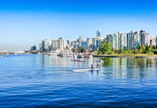 Hafen Vancouver Flughafen