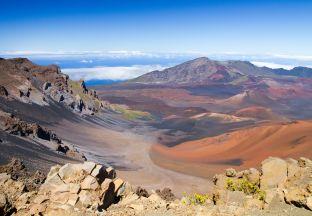 Haleakala Vulkan Maui