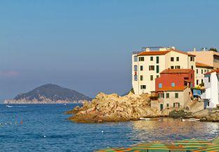 Küste Elba