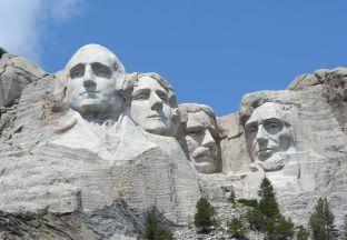 Mount Rushmore USA