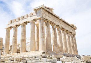 Parthenon Athen Flughafena