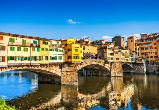Ponte Vecchio Florenz Flughafen