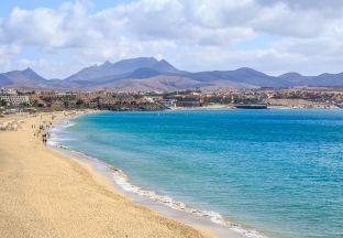 Sandstrand Costa Calma