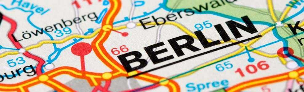 Berlin Reisevorbereitung