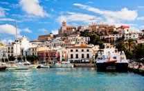 Ibiza-Hafen