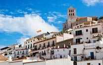 Altstadt auf Ibiza