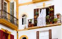 Ibiza Stadtleben