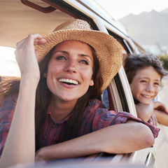 Carefree car rental with Sunny Cars